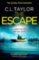 C L Taylor - The Escape