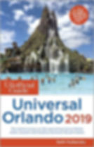 Seth Kuberski - The Unofficial Guide to Universal Orlando 2019