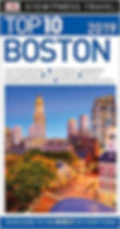 Top 10 Boston -  2019 (DK Eyewitness Travel)