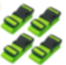 BlueCosto Luggage Strap Suitcase Straps