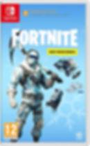 Fortnite  Deep Freeze Bundle (Nintendo Switch)