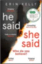 Erin Kelly - He Said-She Said