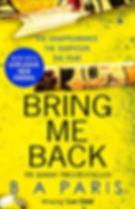 B A Paris - Bring Me Back