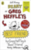 Jeff Kinney - Diary of Greg Heffley's Best Friend (World Book Day 2019)