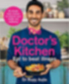 Dr Rupy Aujla - The Doctor's Kitchen - Eat To Beat Illness