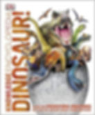 DK - Knowledge Encyclopedia Dinosaur