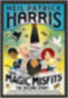 Neil Patrick Harris - The Magic Misfits - The Second Story