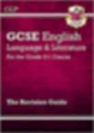 GCP Books - GCSE English Language and Literature (9-1)
