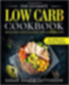 Sarah Amber Patterson - The Ultimate Low Carb Cookbook