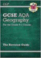 GCSE AQA Geography 9-1