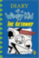 Jeff Kinney - Diary of a Wimpy Kid - The Getaway