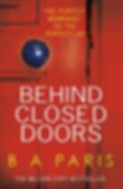 B A Paris - Behind Closed Doors