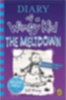 Jeff Kinney - Diary of a Wimpy Kid - The Meltdown