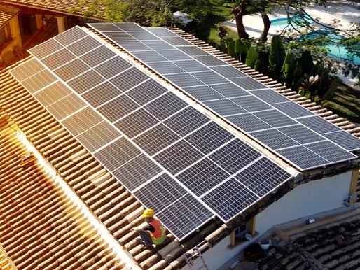 Aumento da Energia Solar nos estabelecimentos comerciais