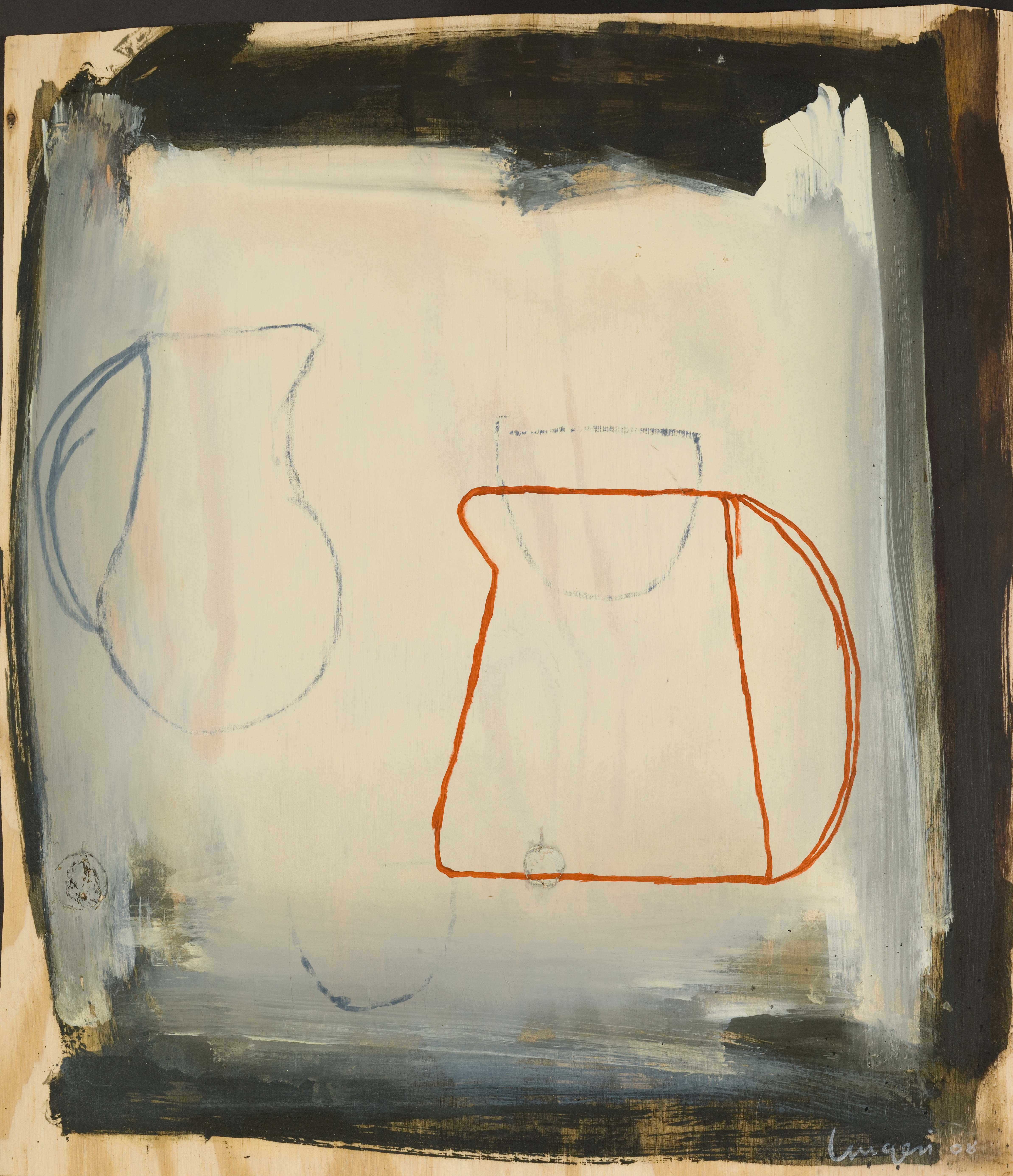 Small Red Jug (2008)