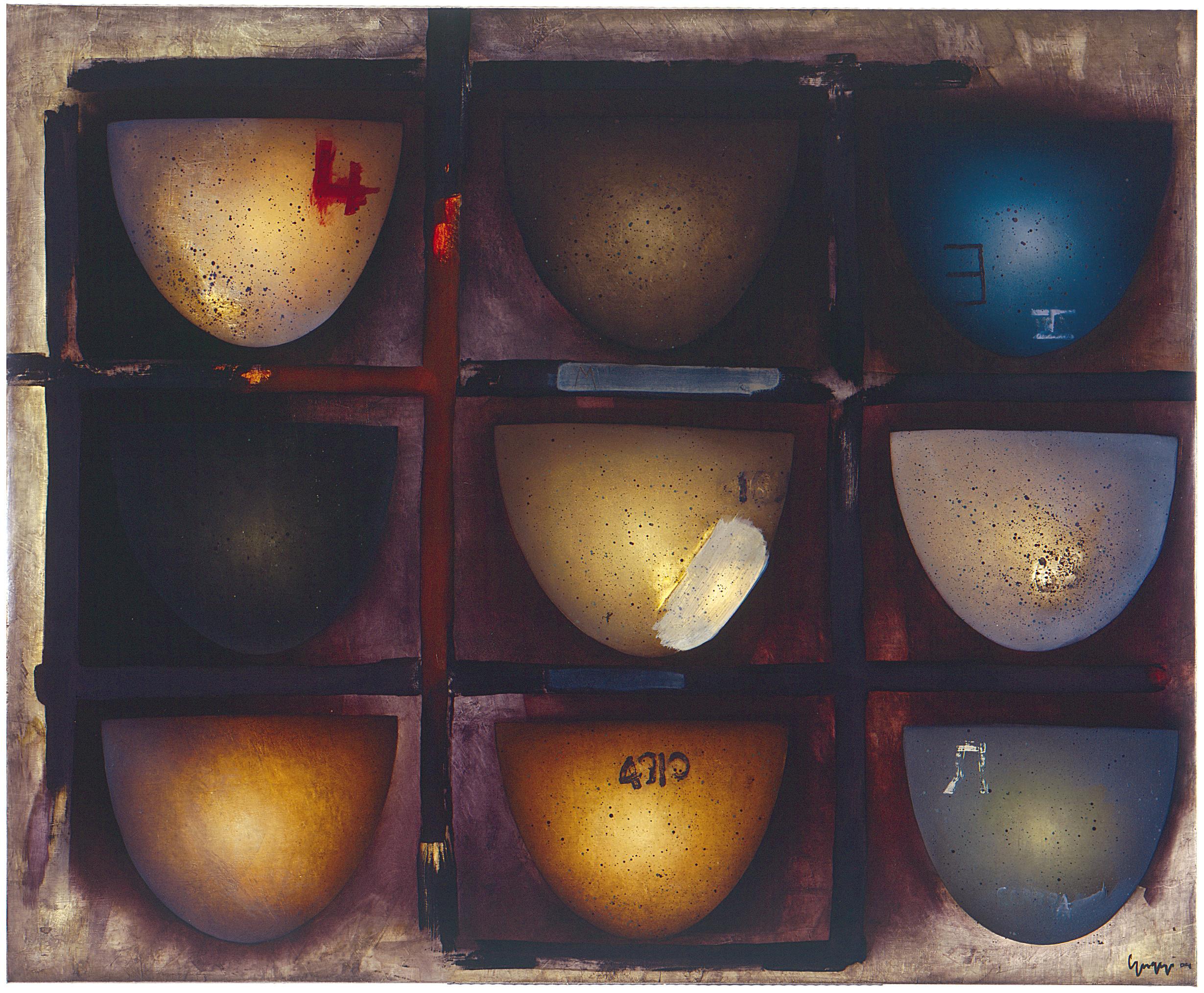 Speckled Bowls 1/04 (2004)