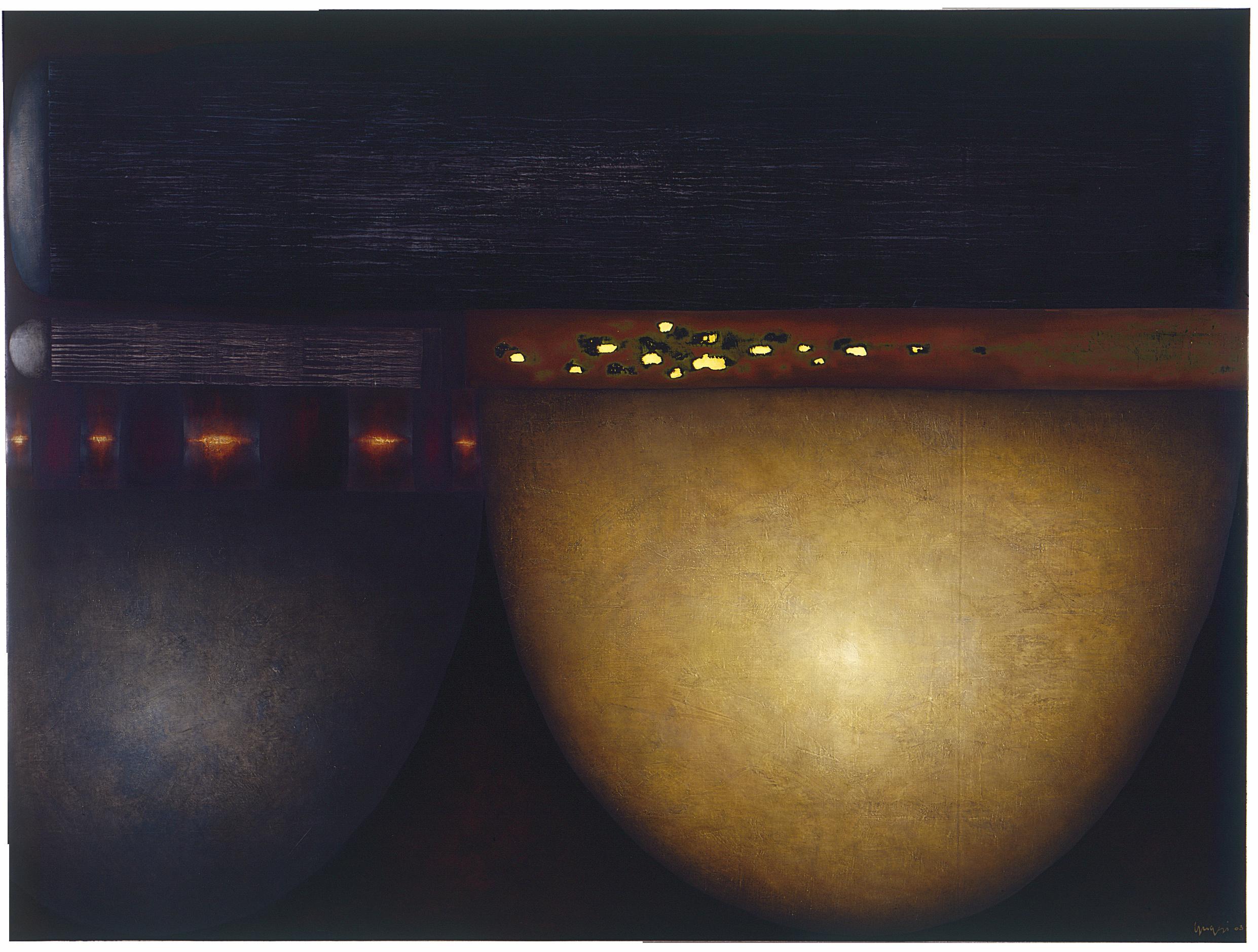 Vessels 3/03 (2003)