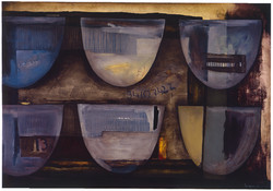 Vessels with Numbers 1/04 (2004)
