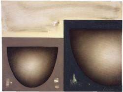 Bowl on Squares (2004)