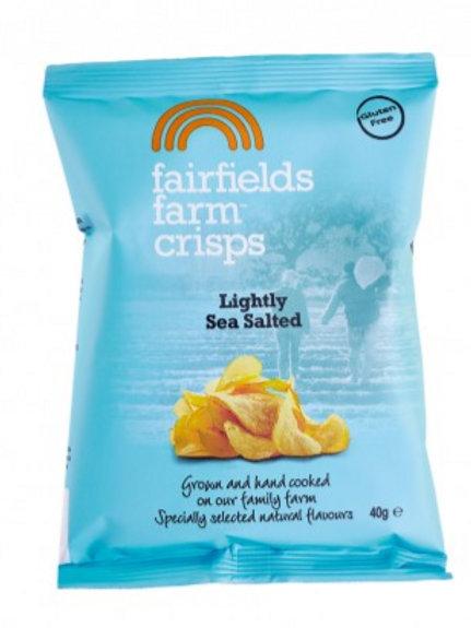 Fairfield Crisps 150g packs