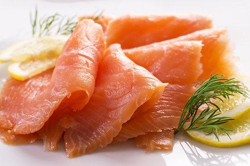 Smoked Salmon - Sliced 450g packs