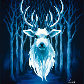 [Kirel]Frozen-deer