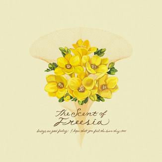 [Kim-su-yeon]Freesia-fragrance