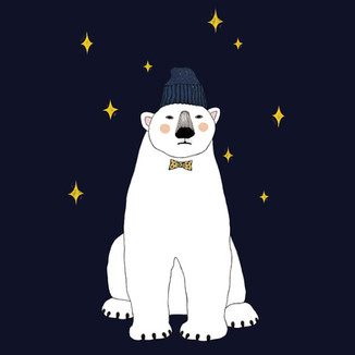 [May]Polar-bear