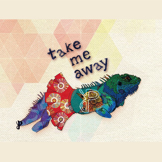 [Greeneyepsy]Take-me-away