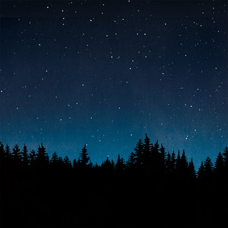 [May]Glittering-night