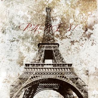 [Iamastar]Bronze-Eiffel-Tower