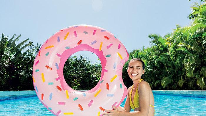 Bouée Gonflable Donut