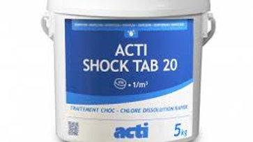 Acti shock tab 20g