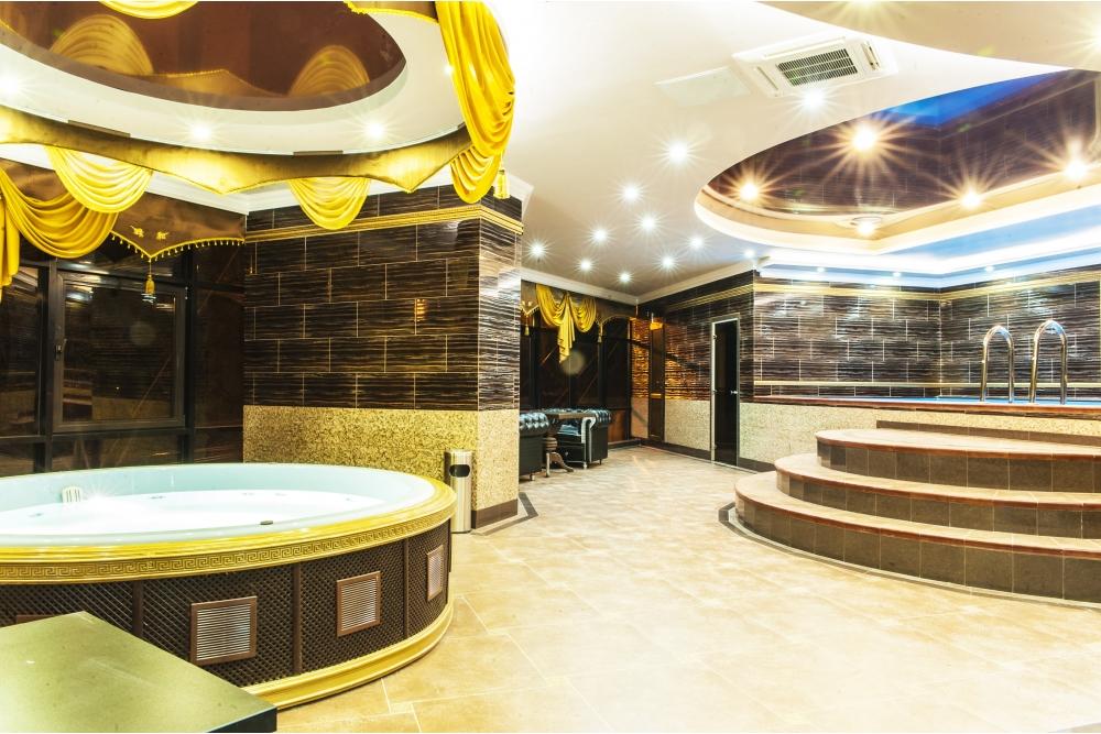 Баня VIP-уровня