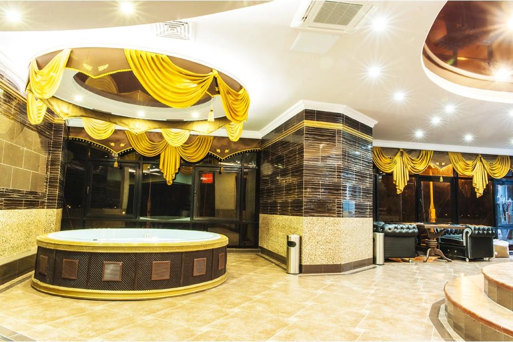 Баня VIP-уровня и Люкс Хаммам