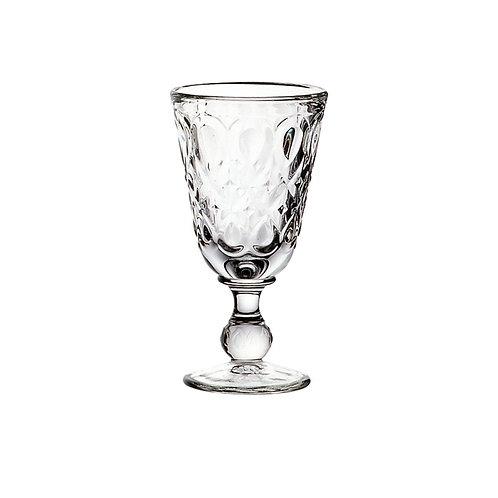 LA ROCHERE - LYONNAIS - verre à vin