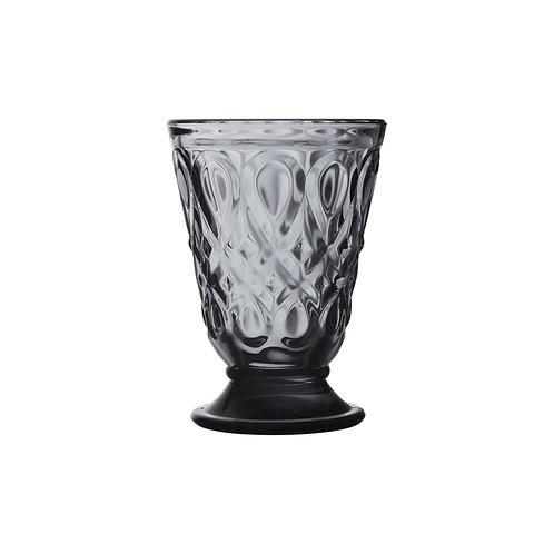 LA ROCHERE - LYONNAIS anthracite - verre à eau