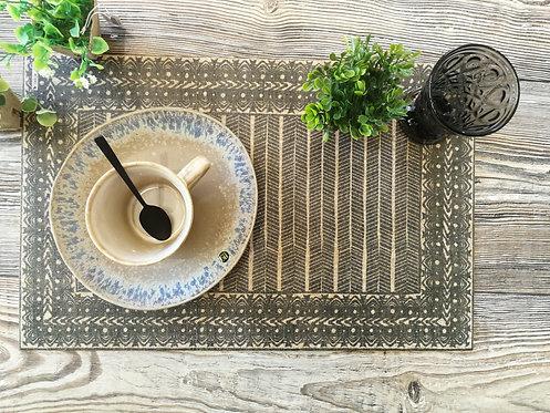 "BEIJA FLOR - Set de table - ""Bohémian17"""