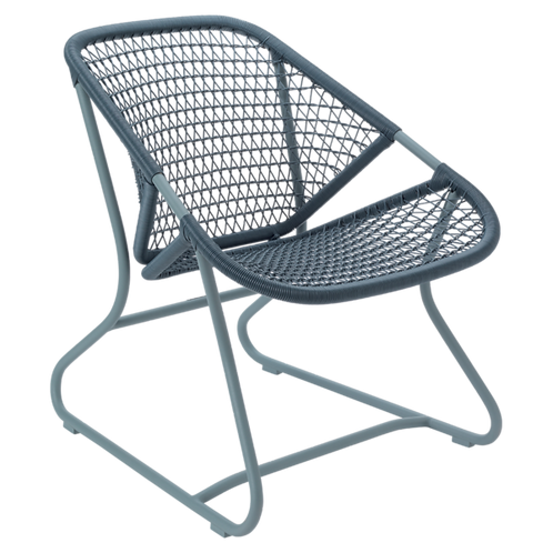 FERMOB - SIXTIES Fauteuil - Gris Orage