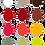 Thumbnail: FERMOB - TABLE 90 x 190 CM CARACTÈRE