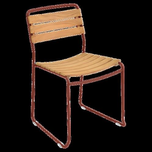 FERMOB - SURPRISING - Chaise bois teck