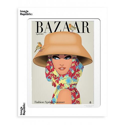 "IMAGE REPUBLIC - Affiche ""BAZAAR"""