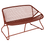 Thumbnail: FERMOB - SIXTIES Banquette - Ocre rouge