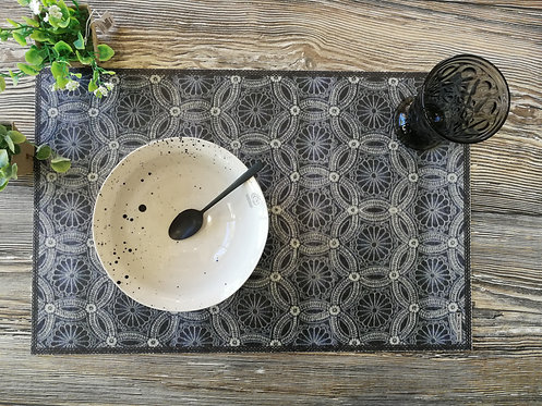 "BEIJA FLOR - Set de table - ""Bohémian6"""