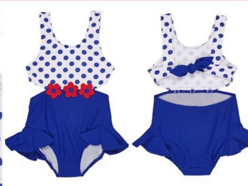 NWT Florence Eiseman Swimsuit Size 6,7 and 8 only SALE