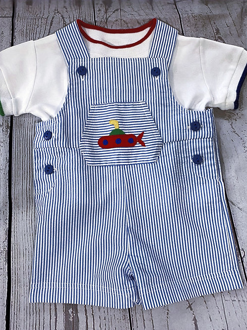 Boutique on a Budget - Florence Eiseman 2 piece Boys Outfit 9 M ONLY