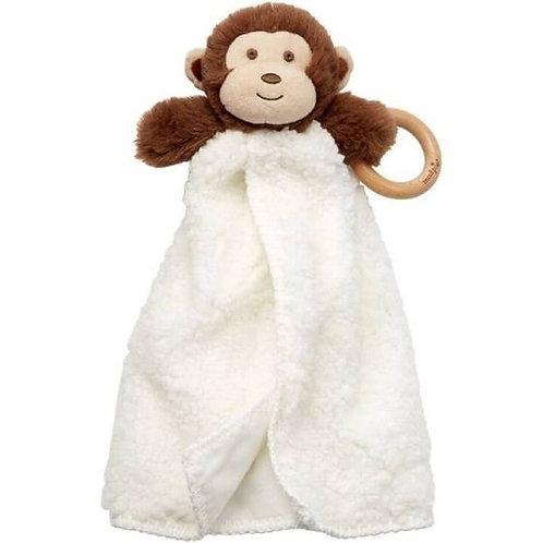 NWT Monkey Safari Woobie Teether Lovie