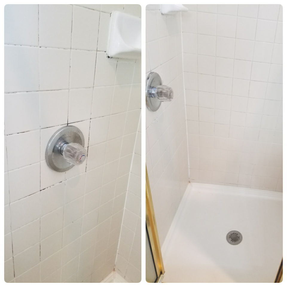 Before and After (Shower)