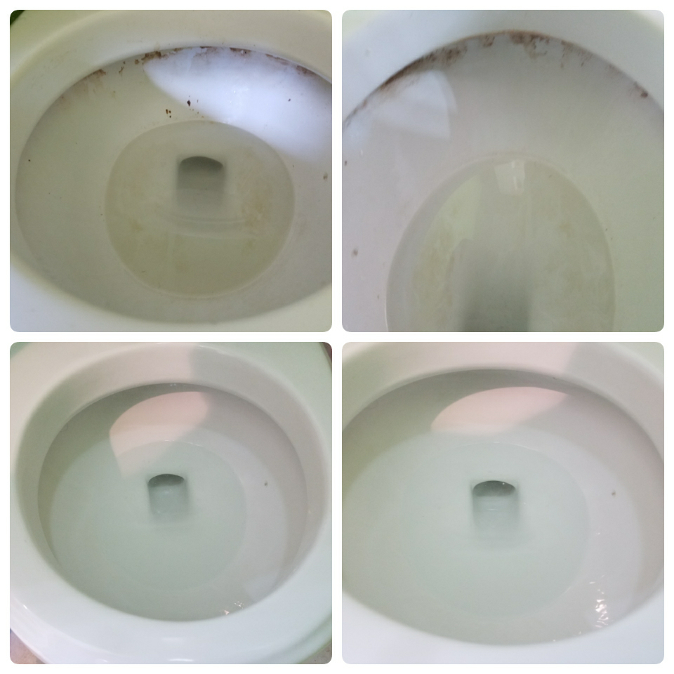 Before & After (Toilet 1)