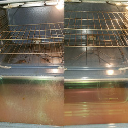 Before & After (Oven 2)